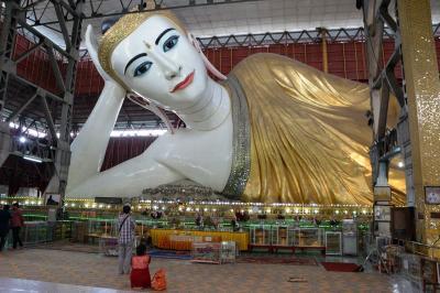 ミャンマー8日間の旅(7)ヤンゴン市内観光後、帰国