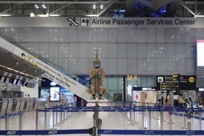 コロナ影響ヤバイぞ帰国JAL34便飛ぶか&レンタカー帰宅 4月/2020