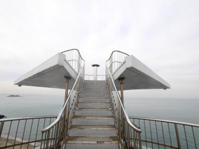 【国内343】2020.2三度目の旅館かわな1-富津岬により,15時まで富津市をドライブ