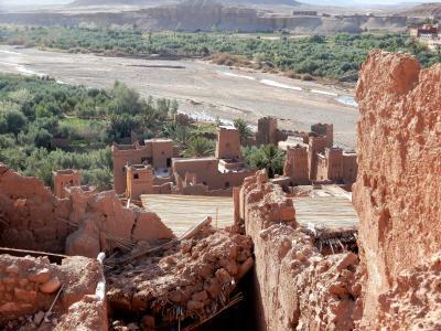 baba友と巡るモロッコ周遊2400㎞の旅【11】6日目(アイト・ベン・ハッドゥ)