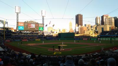 アメリカで花見&MLB観戦4