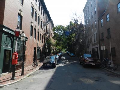 ボストン市内街歩き/ビーコンヒル等◆ボストン・ナイアガラ・プリンスエドワードの旅《その4》