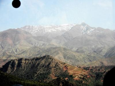 baba友と巡るモロッコ周遊2400㎞の旅【12】6日目(オートアトラスを越えてマラケシュへ)