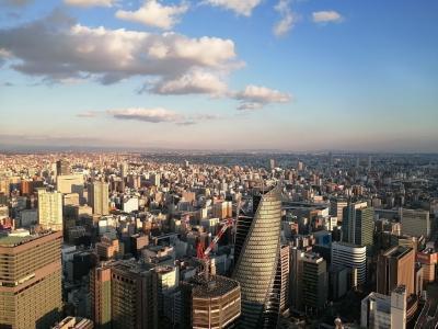 """名古屋マリオットアソシアホテルで立てこもりして、近鉄特急 """"ひのとり""""で大阪へ向かいました"""