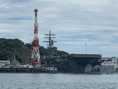 横須賀軍港巡り+α