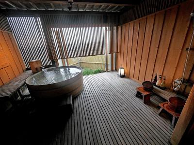 2020.2三度目の旅館かわな2-平日一人26000円で露天風呂付特別室と豪華な食事