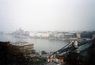 初海外はソ連・東欧からロマンティック街道を通って英国へ②(ブダペスト&ウィーン)=1989年3月