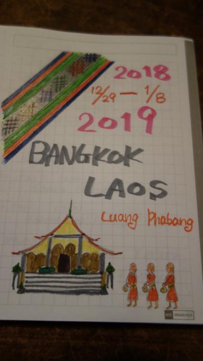 2018  BANGKOK - LAOS    人生初の海外年越し スタートはバンコク 編
