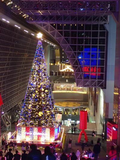 USJクリスマスからの京都 6
