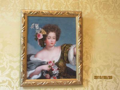 2019年ドイツのメルヘン街道と木組み建築街道の旅:⑰ツェレに英国王ジョージ1世の王妃ドロテアが32年間幽閉された話が残る。