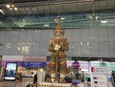 タイ旅行10日目:中国に帰国~2月3日日本に帰国まで