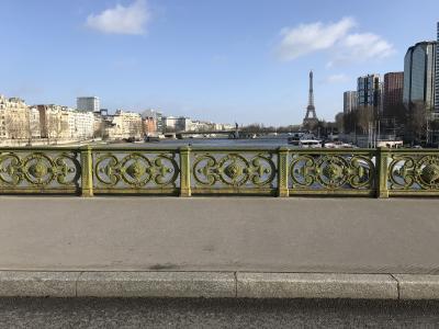 パリで暮らすような体験 13日目(最終日)