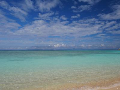 冬でも暖かい八重山諸島 -波照間島へ-