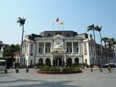 3泊5日台湾一人旅(3)台湾2日目、ランタンフェスティバル行く前に台中駅周辺散策
