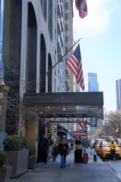 母・娘・息子  We love NY3人旅2020 ーホテル編ー