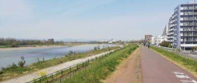 多摩川沿いを歩く その②