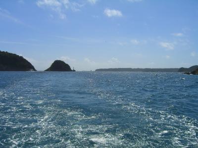 【2007年9月】和歌山ひとり旅(後編):和歌山の海はどこもキレイだった