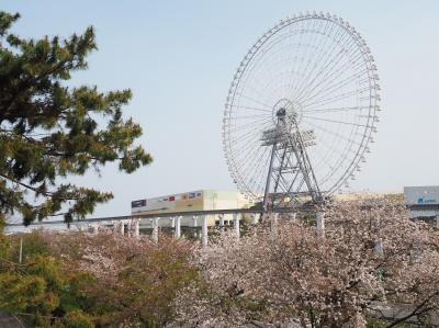 残桜、そしてエキスポシティは休館中