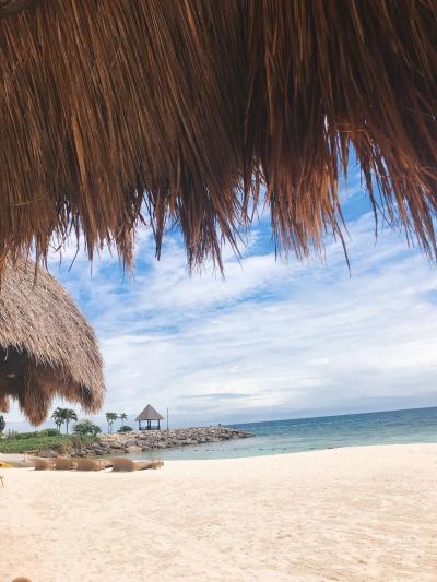 セブ島への旅 day1 シャングリラマクタン
