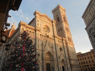 イルミネーションの季節のイタリア旅2019-20~⑤クリスマスのフィレンツェ