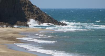 日本神話に登場する因幡の白うさぎに会いたくて白兎海岸へ行ってみた