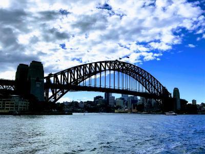 令和初めはシドニーへ ③ (サーキュラキー・ハーバーブリッジとロックス)