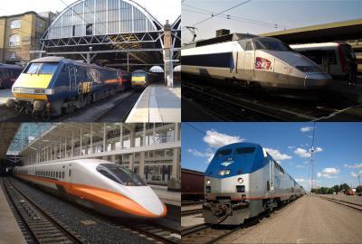 2004年~2007年 乗りました!行きました!世界の鉄道乗り鉄総集編 (2)