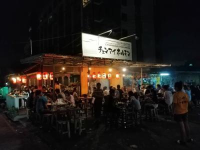 2019年チェンマイ 今年はショートステイ (8) 日本食