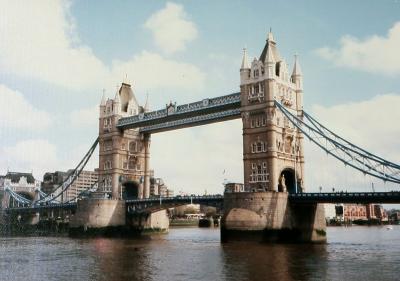 初海外はソ連・東欧からロマンティック街道を通って英国へ④(ケルン&ロンドン)=1989年3月