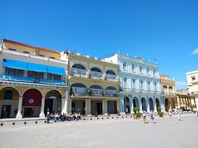 キューバ2020旅行記 【13】ハバナ4