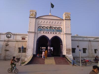 2019パキスタン・北インドの旅 6日目 サッカル泊(パキスタン)