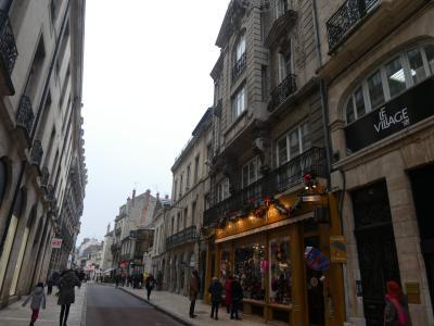 ベルギー&フランスの旅~ディジョン~
