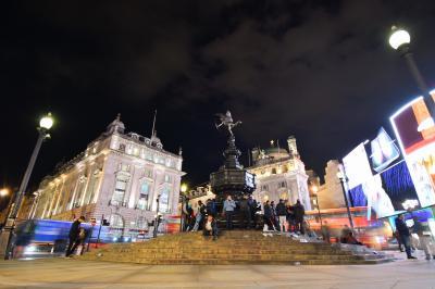 中学生とご褒美UK旅行 part 13 - ロンドン散歩観光
