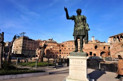 コロナ騒動直前のイタリア旅(8)----ローマ