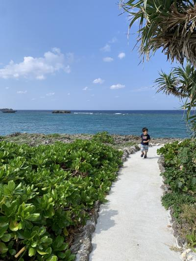 2020年10月子連れ沖縄4回目(息子4歳9ヶ月)男の子&4歳児2人と母2人の4人旅 ☆手配編☆