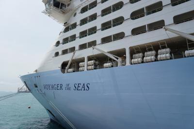 【シンガポール&マレーシアクルーズ】ボイジャー・オブ・ザ・シーズ 今年2回目の乗船 1日目&2日目:後半