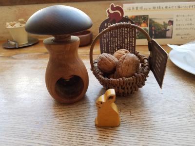 素敵なカフェを探しに…。西国分寺へ。