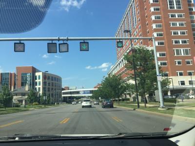 ケンタッキー州 レキシントン - ドライブで街に宿泊
