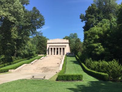 ケンタッキー州 ホッジェンビル - リンカーン生誕地記念史跡