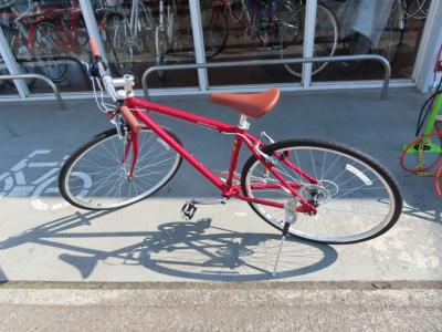 クロスバイクを買って、ふれあい橋まで初ポタリング 八王子 2020/04/06