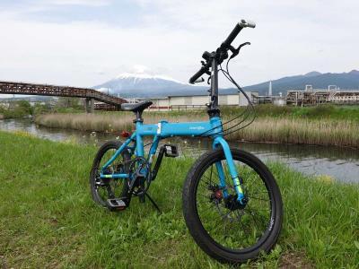 自転車でGO! 2020.04.15