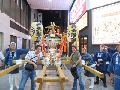 心の安らぎ旅行(史上最強の移動遊園地 DCT WONDERLAND2019 松山 Part6 祭りだ♪祭り♪)