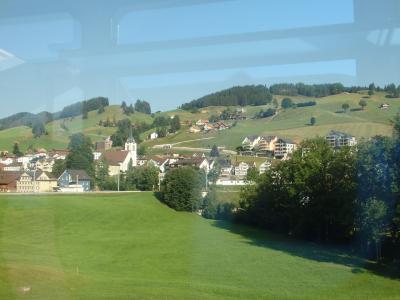 2019夏のスイス旅【56】アッペンツェルを後にチューリッヒへ