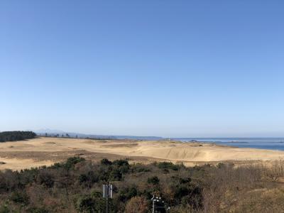蟹旅行、冬の久美浜「小天橋」