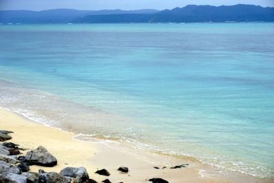 のんびり沖縄の旅♪ その1 マリオット、ホテルステイと古宇利島、備瀬集落へ