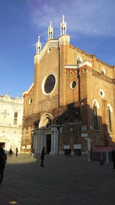 イタリアベネチアの旅2020年1月パート2