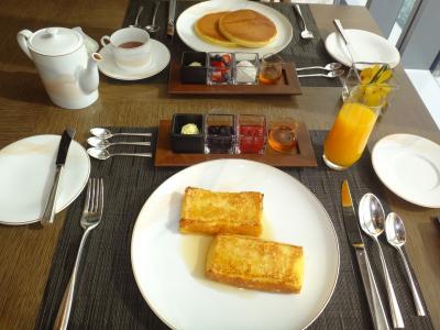 六本木・赤坂エリアの一流ホテルの朝食 ①2019年9月開業『The Okura Tokyo』の眺望【オーキッド】仏料理【ヌーヴェルエポック】