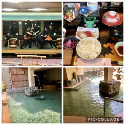 どこかにマイルで宮崎のはずが・・・石和温泉(#^.^#) 華やぎの章 慶山宿泊記 その2