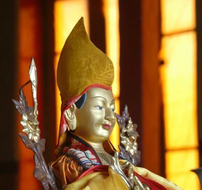 秘境小チベット・ラダック 9日間 3日目 チェレムゴンパ、ティクセゴンパ 編