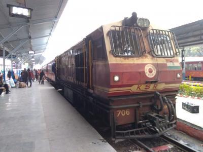 2019パキスタン・北インドの旅 11日目 世界遺産・カルカ・シムラー鉄道(インド)